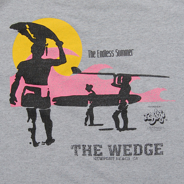 """The Wedge"" custom ankle biters"