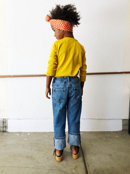 """Todd"" Vintage Kids Denim"