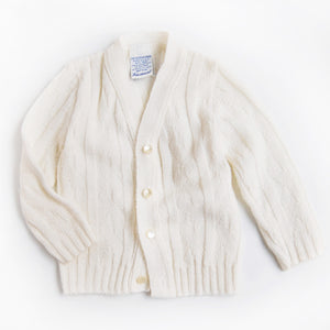 """Oli"" Kids Vintage Sweater Cardigan (18-24 mo)"