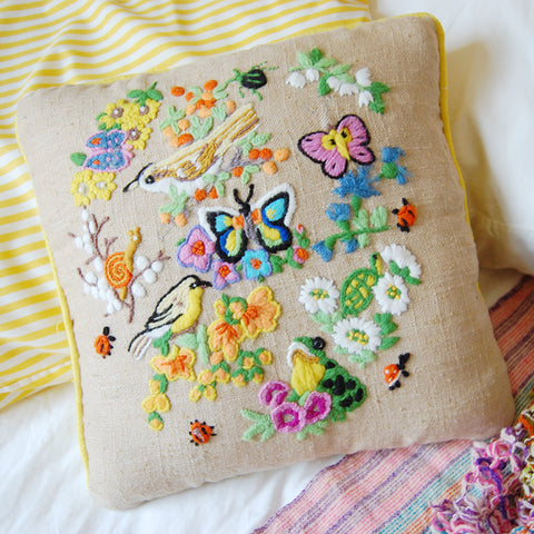 """Happy in Nature"" 
