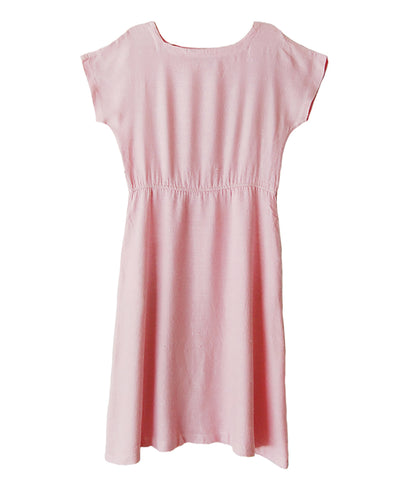 """Lana"" soft pink everyday dress"