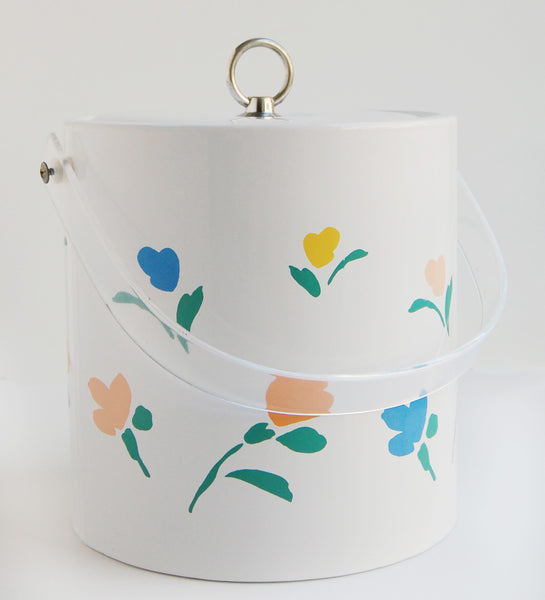 """Happy Daze"" vintage ice bucket"