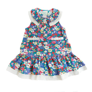 """Kapowski"" ruffle dress"