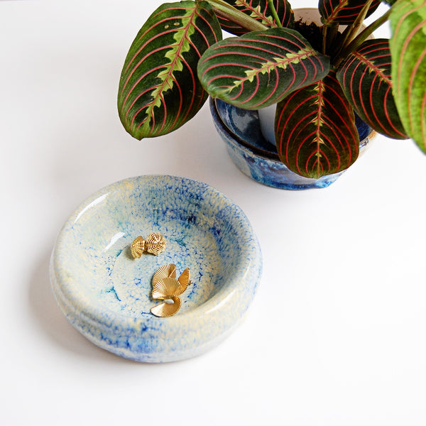 Oceans Collection | Handmade Vintage Pottery Catchalls