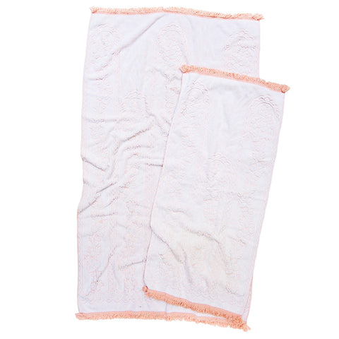 """Farrah"" vintage towel set"