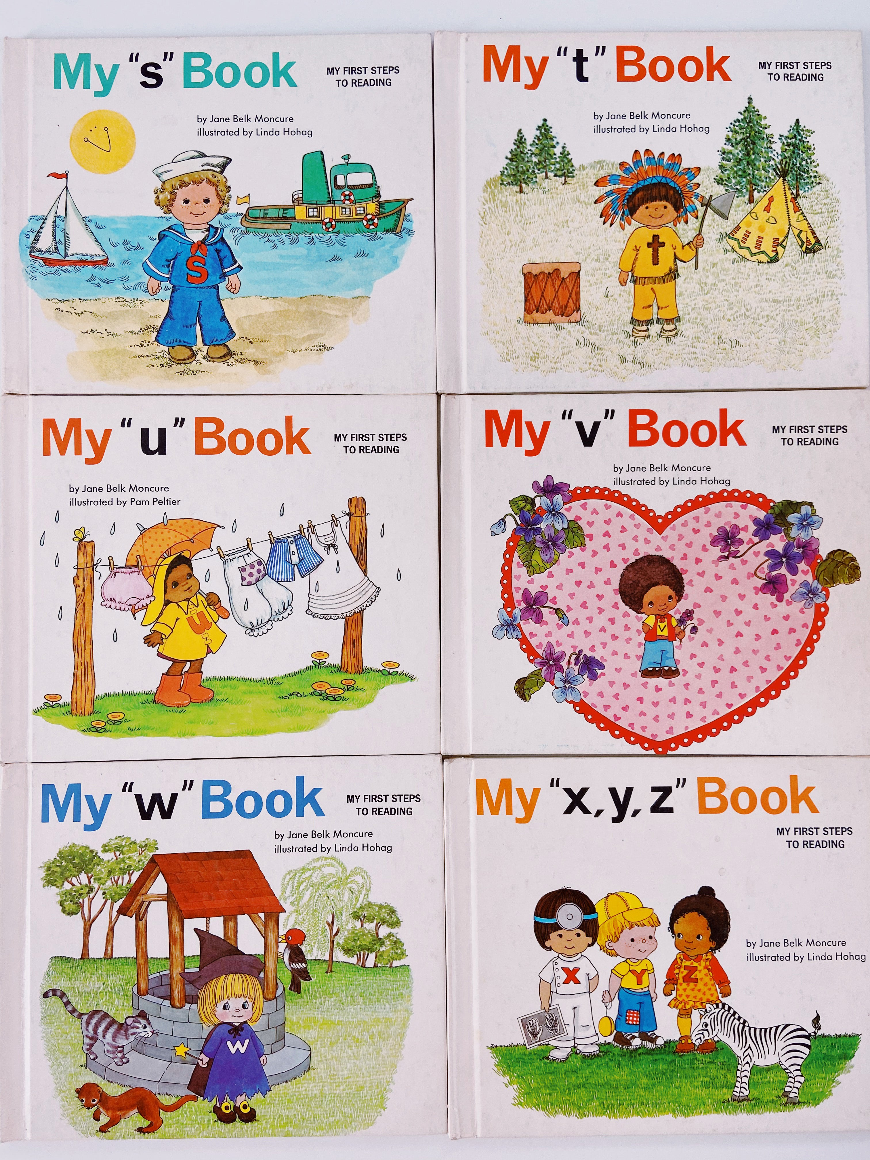 """My First Steps To Reading"" A-Z Set"