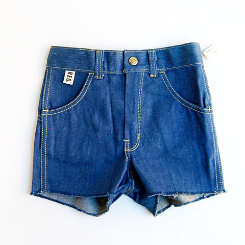 Never Worn Vintage Denim Shorts (size: 8)