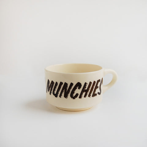 """Munchies"" Vintage USA Mug Bowl"