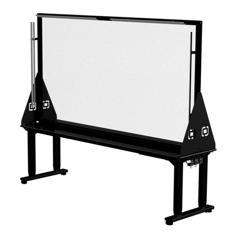 "Height Adjustable Lightboard System (82"" & 97"")"