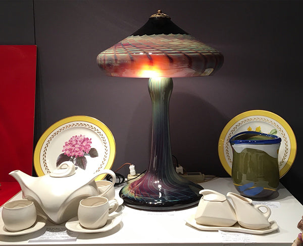 Booth highlight: NY Ceramics and Glass Fair 2018