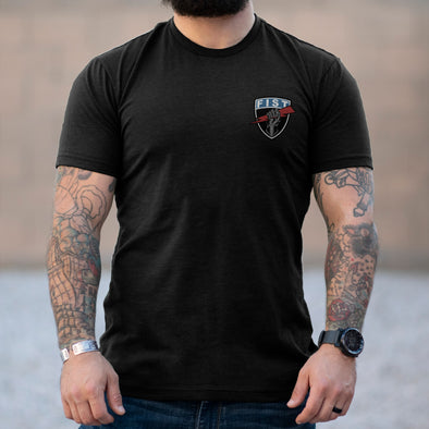 Fist Shield Emblem Tee