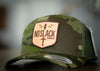 No Slack Tropic Multicam Trucker Hat