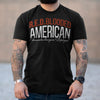 Remember Everyone Deployed RED Blooded American Shirt No Slack Clothing Company