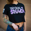 Tactical Snack Crop Top