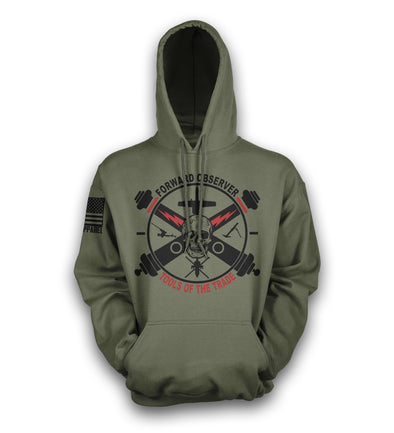 Tools of the trade forward observer hoodie