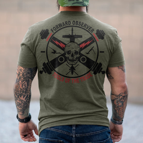 Forward Observer Tools of the trade shirt