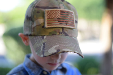 Youth MultiCam Operator Hat