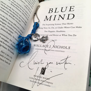 Blue Mind ~ Signed Paperback