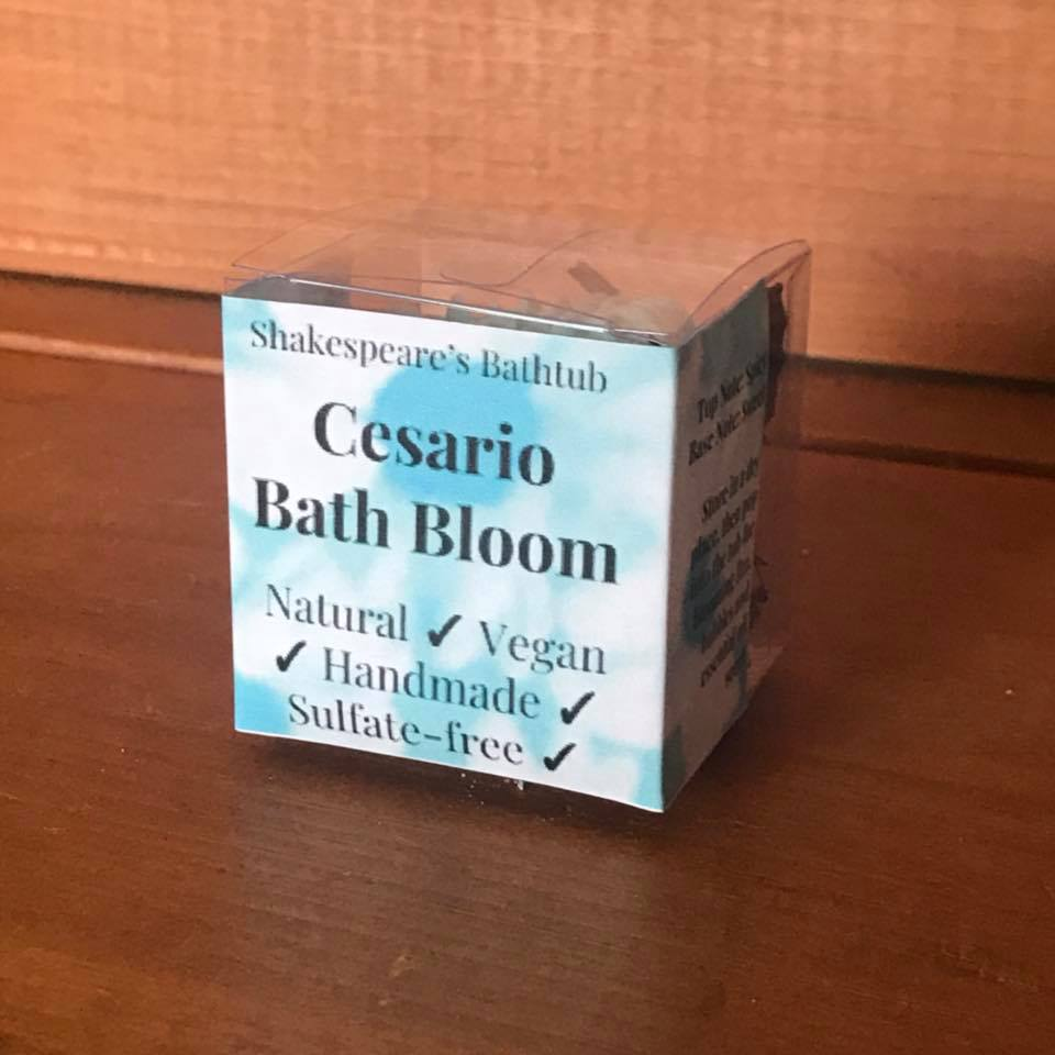 Bath Bloom - Cesario