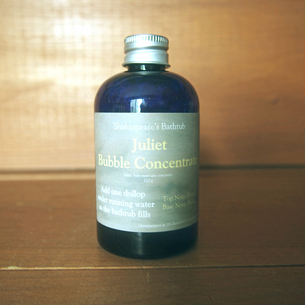 Juliet Bubble Concentrate