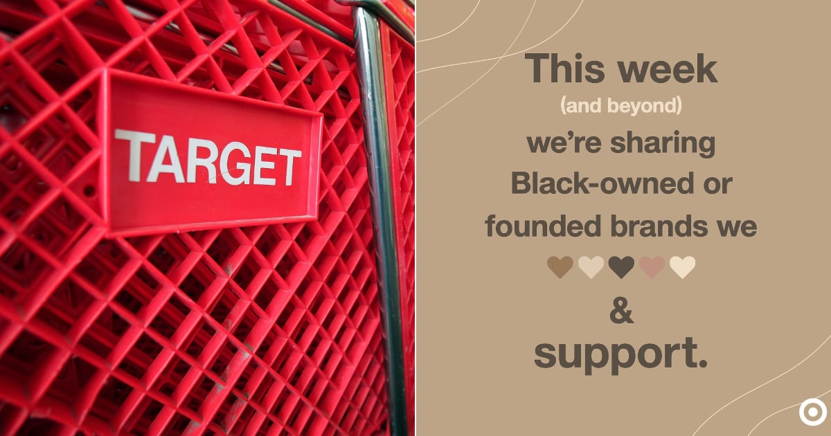 Fresh Pawz News: We're Now At Target, Alongside 60 other Black-Owned Brands!