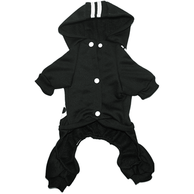 Adidog Logo Jumpsuit | Dog Clothing