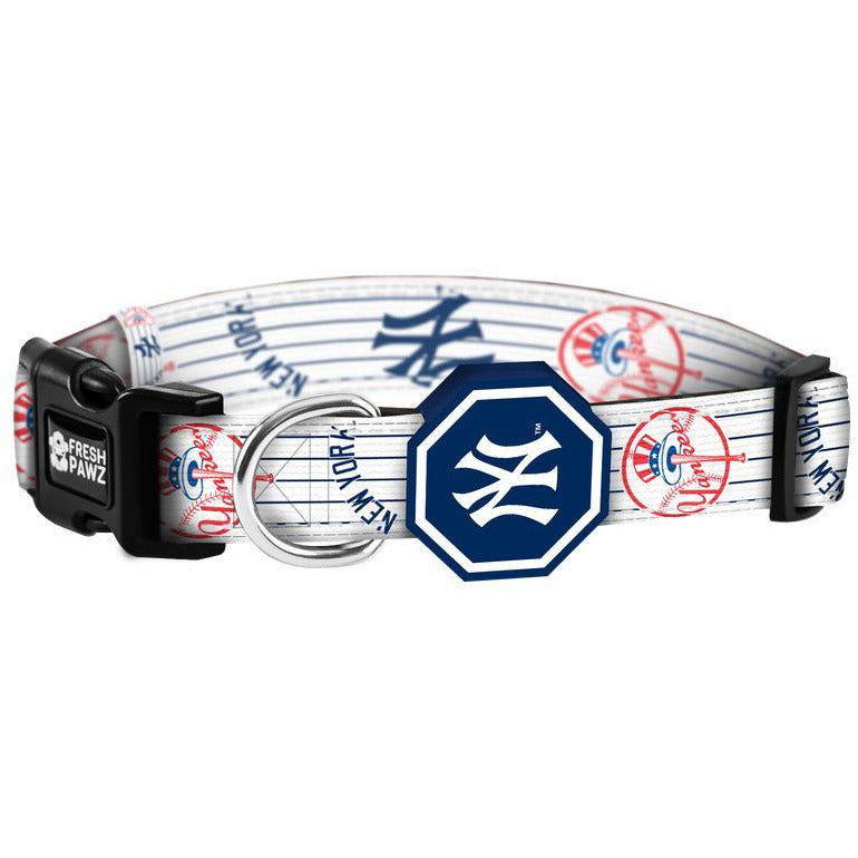 New York Yankees x Fresh Pawz | Collar