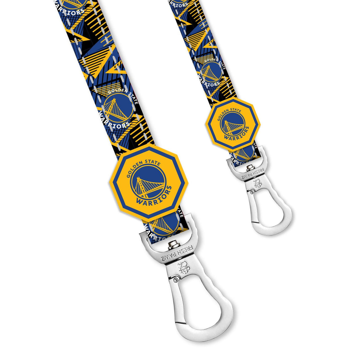 Golden State Warriors x Fresh Pawz - Hardwood | Leash