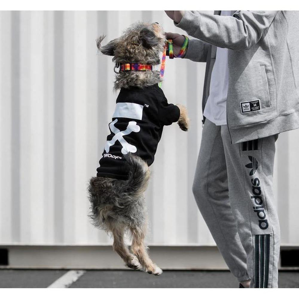"""Woof"" T-shirt 