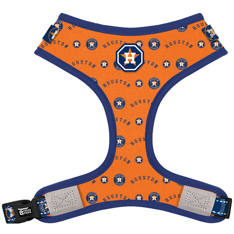 Houston Astros x Fresh Pawz | Adjustable Mesh Harness