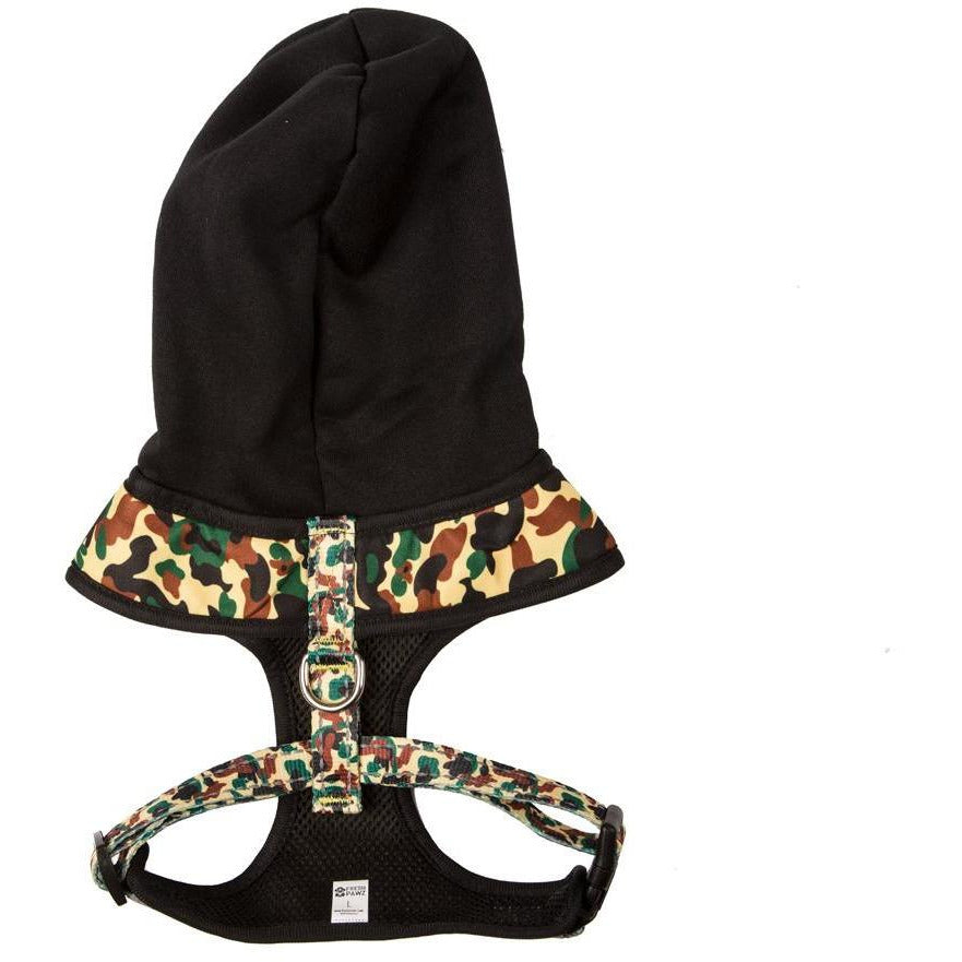 The Hype Camo  | Hoodie Harness