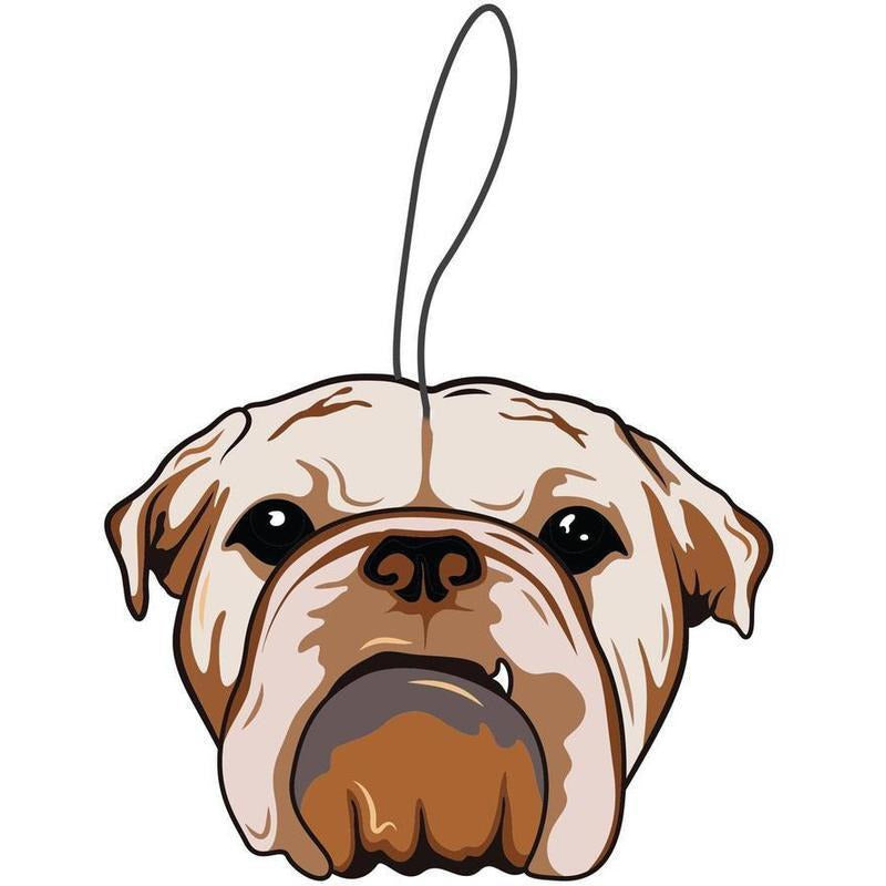 English Bulldog | Air Freshener