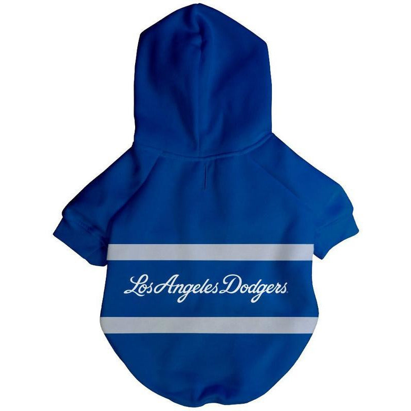 Los Angeles Dodgers x Fresh Pawz - Signature Hoodie | Dog Clothing