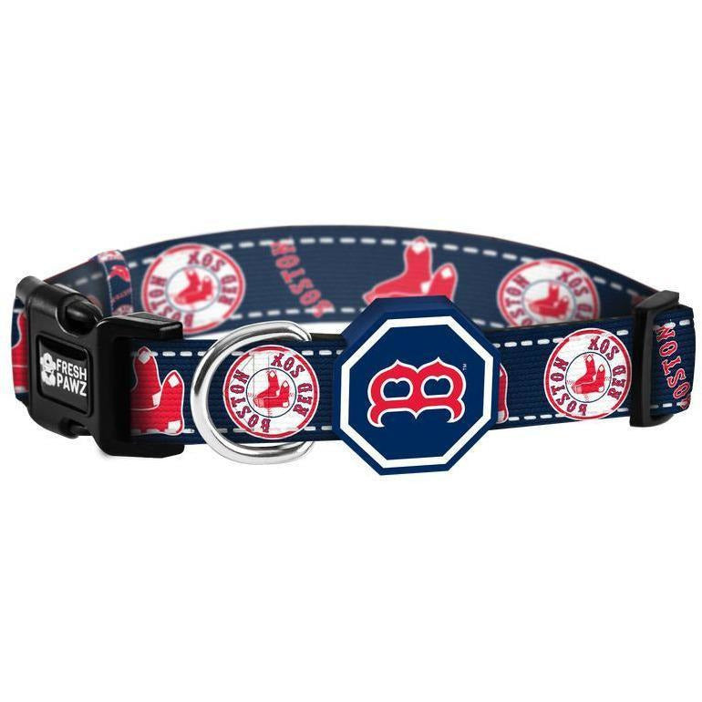 Boston Red Sox x Fresh Pawz | Collar