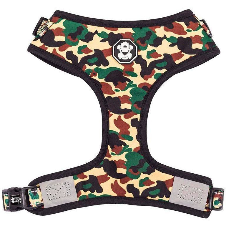 Hype Camo | Adjustable Mesh Harness