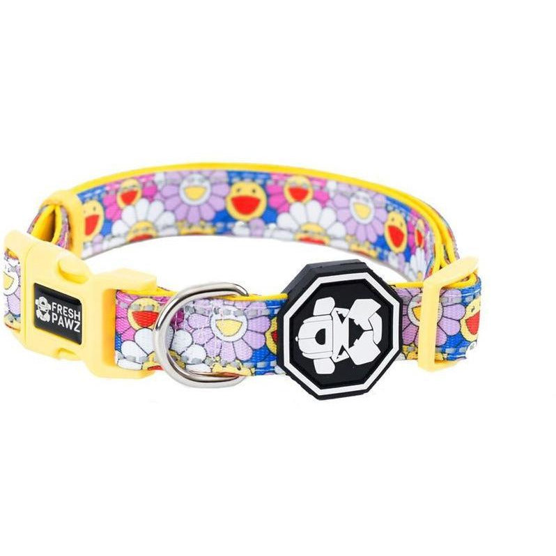 Psychedelic Flowers | Collar