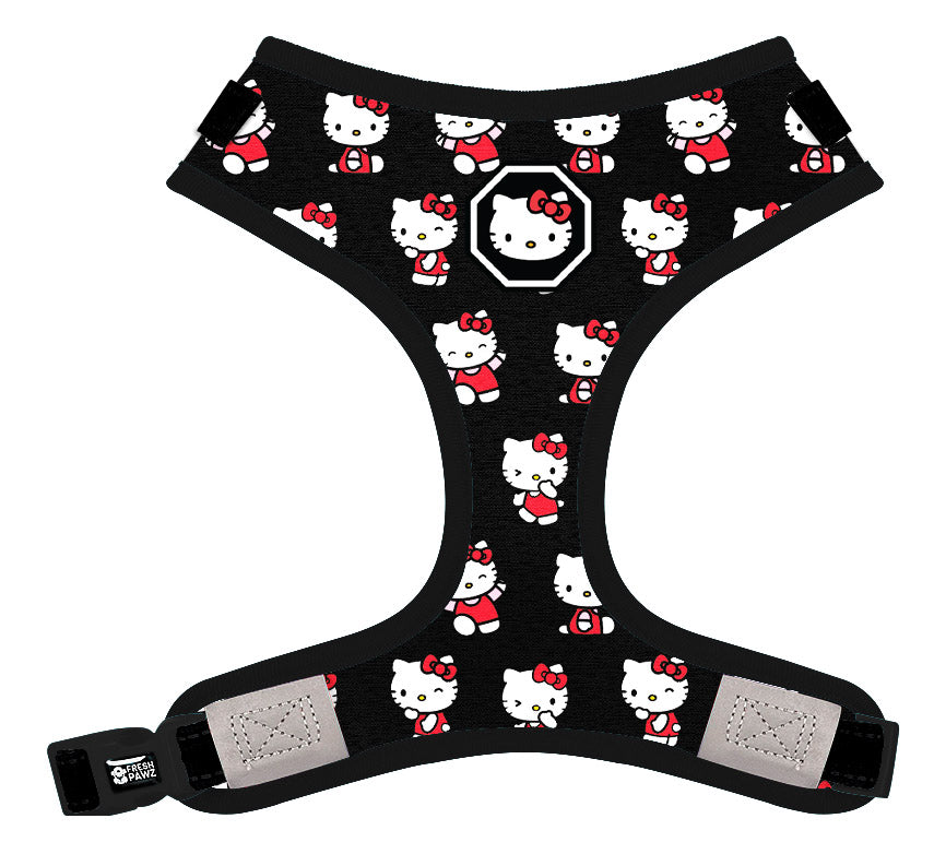 Hello Kitty x Fresh Pawz | Adjustable Mesh Harness