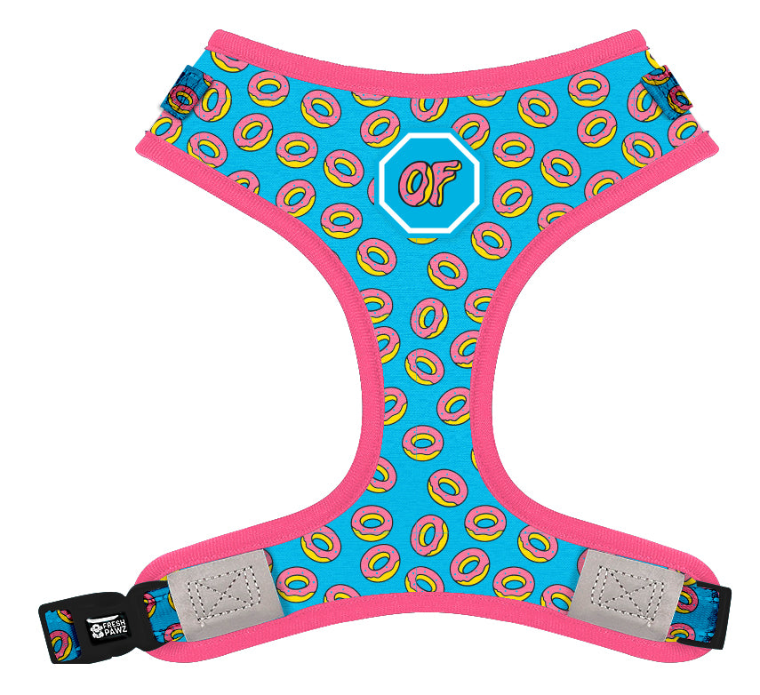 Odd Future x Fresh Pawz | Adjustable Mesh Harness