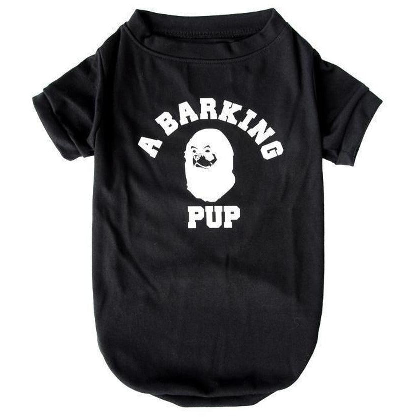 Barking Pup T-Shirt | Dog Clothing