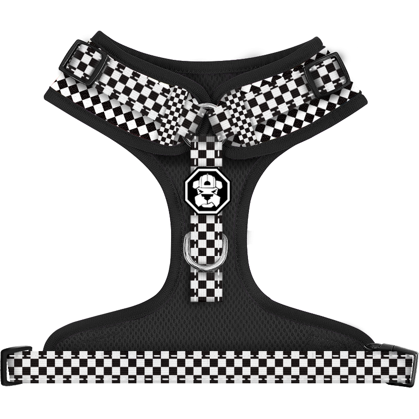 Checkerboard | Adjustable Mesh Harness