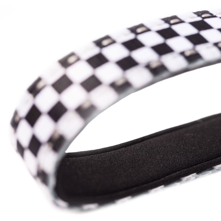 The Checkerboard | Bungee Leash Bungeeleash