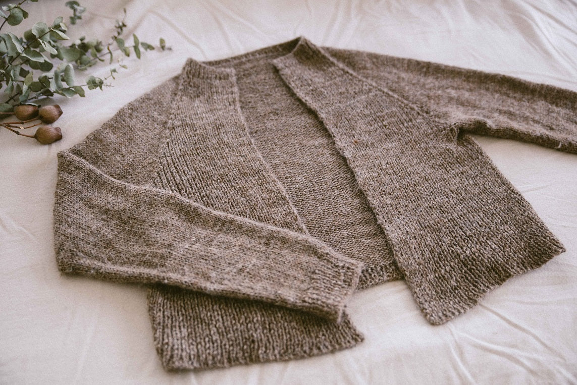 Halo Cardigan by Sew Knit Love