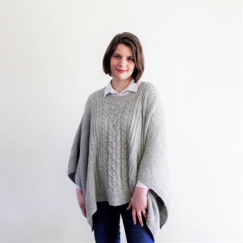 Saunders Poncho project pack