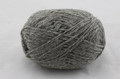 Sonata Grey 8ply alpaca yarn