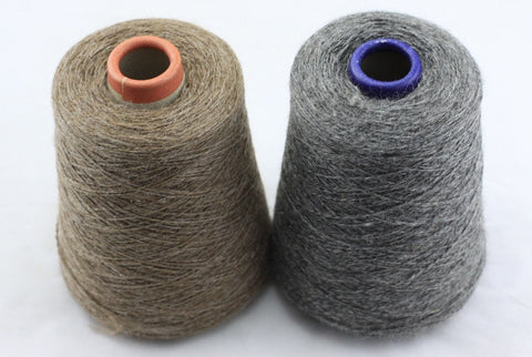 Adagio Mills yarn on cones