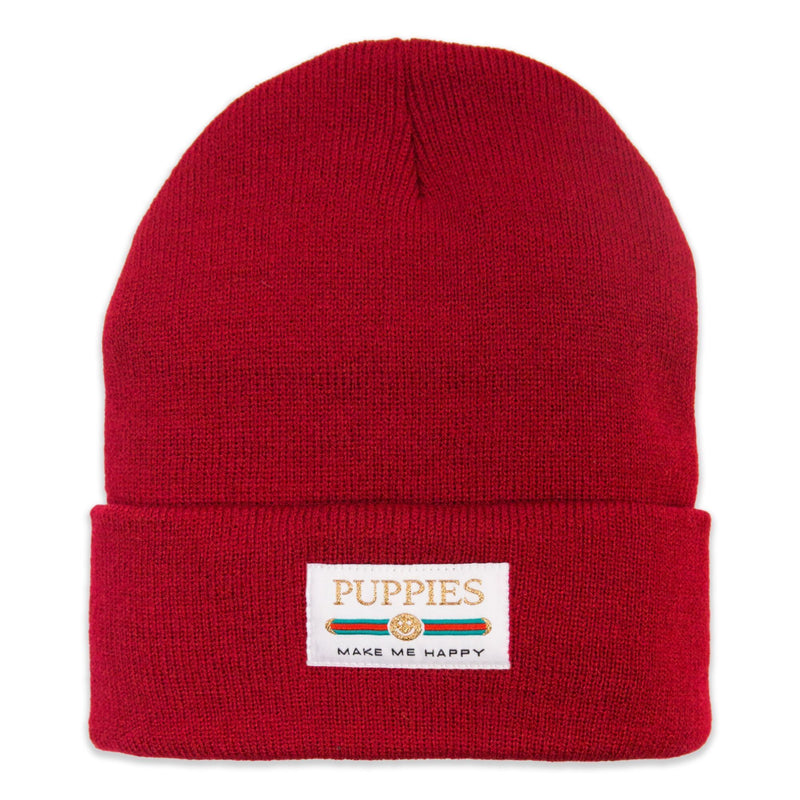 Pup Lux | Gold Label Beanie