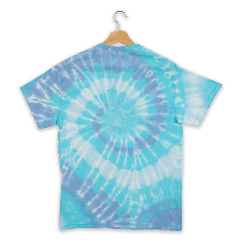 Blue's Clues Far Out  | Tie-Dye Uni-Sex Tee - Puppies Make Me Happy
