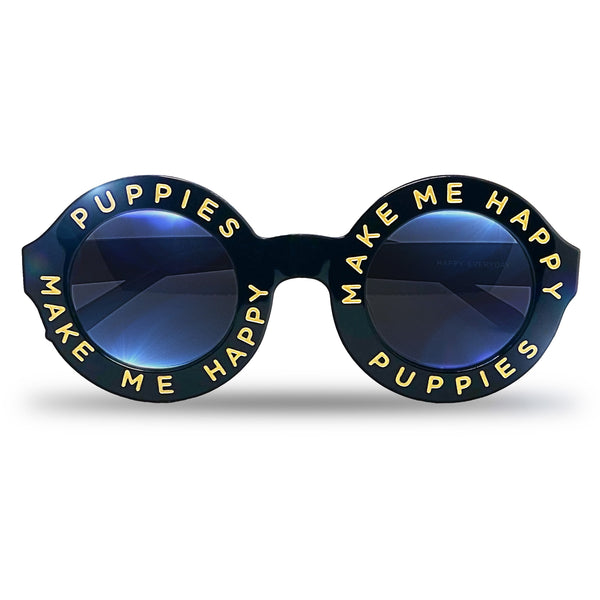 Puppy Vision | Sunglasses - Puppies Make Me Happy