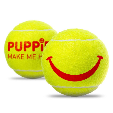 Happy Tennis Ball