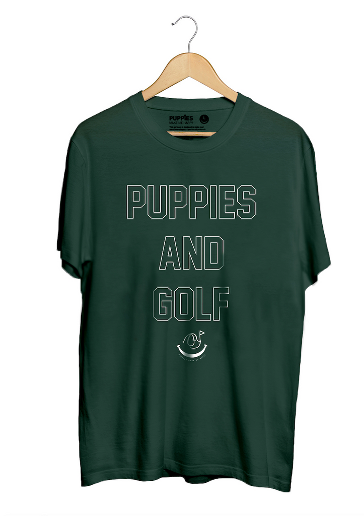 Puppies & Golf 3.0  | Uni-Sex Crewneck